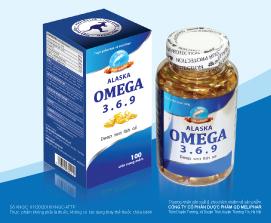 Thực phẩm bảo vệ sức khỏe Omega 3.6.9