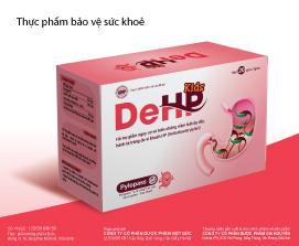 Thực phẩm bảo vệ sức khỏe DeHP Kids