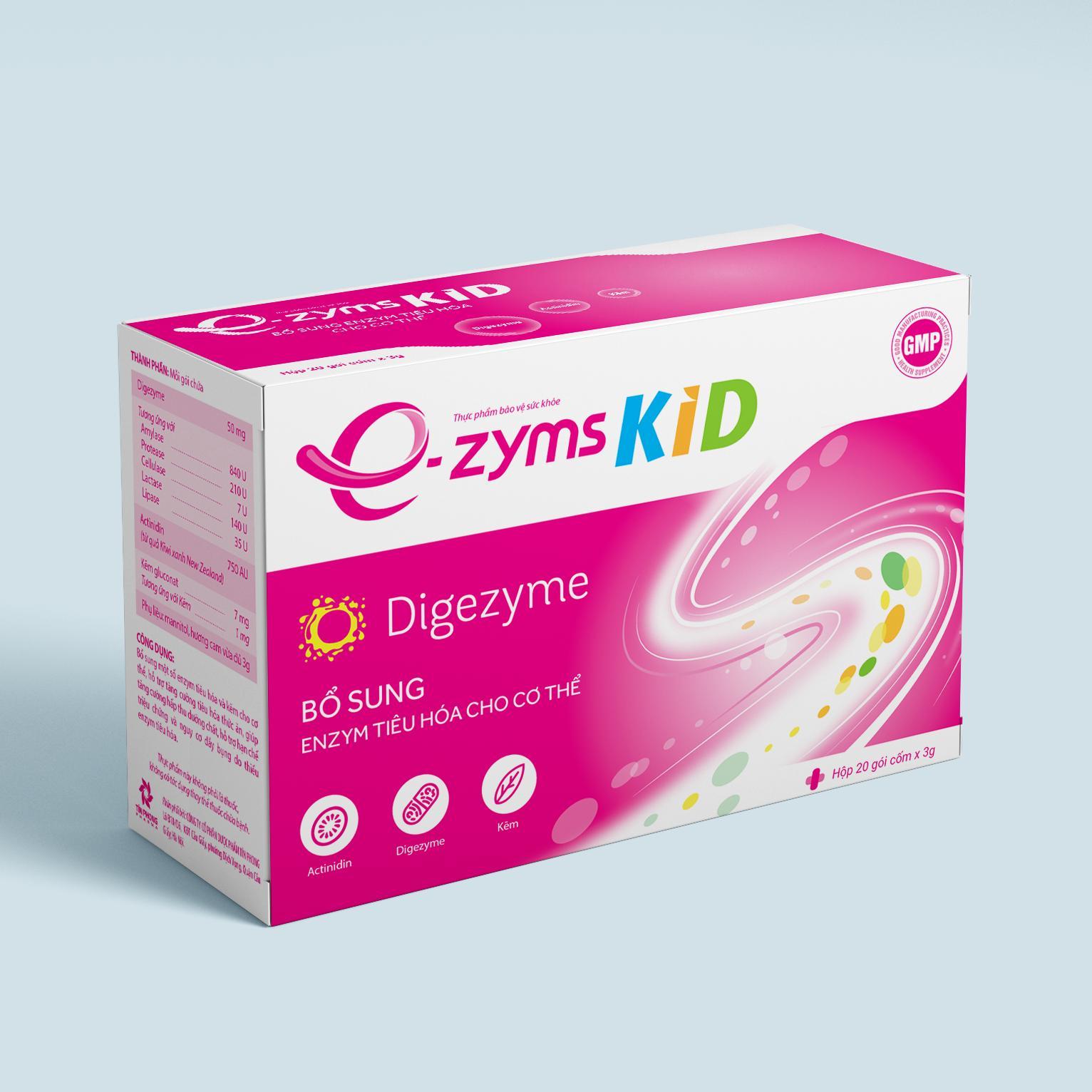 E-Zyms Kid