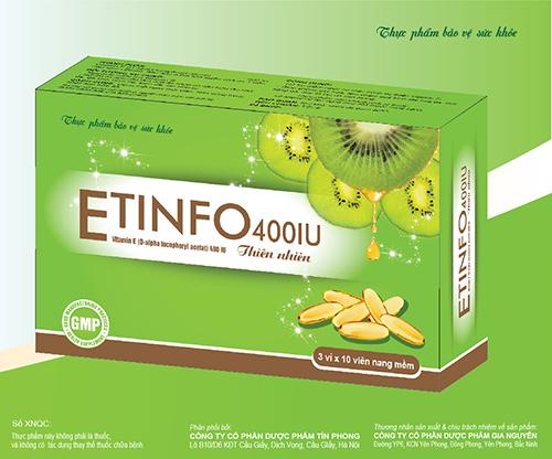 ETINFO 400IU