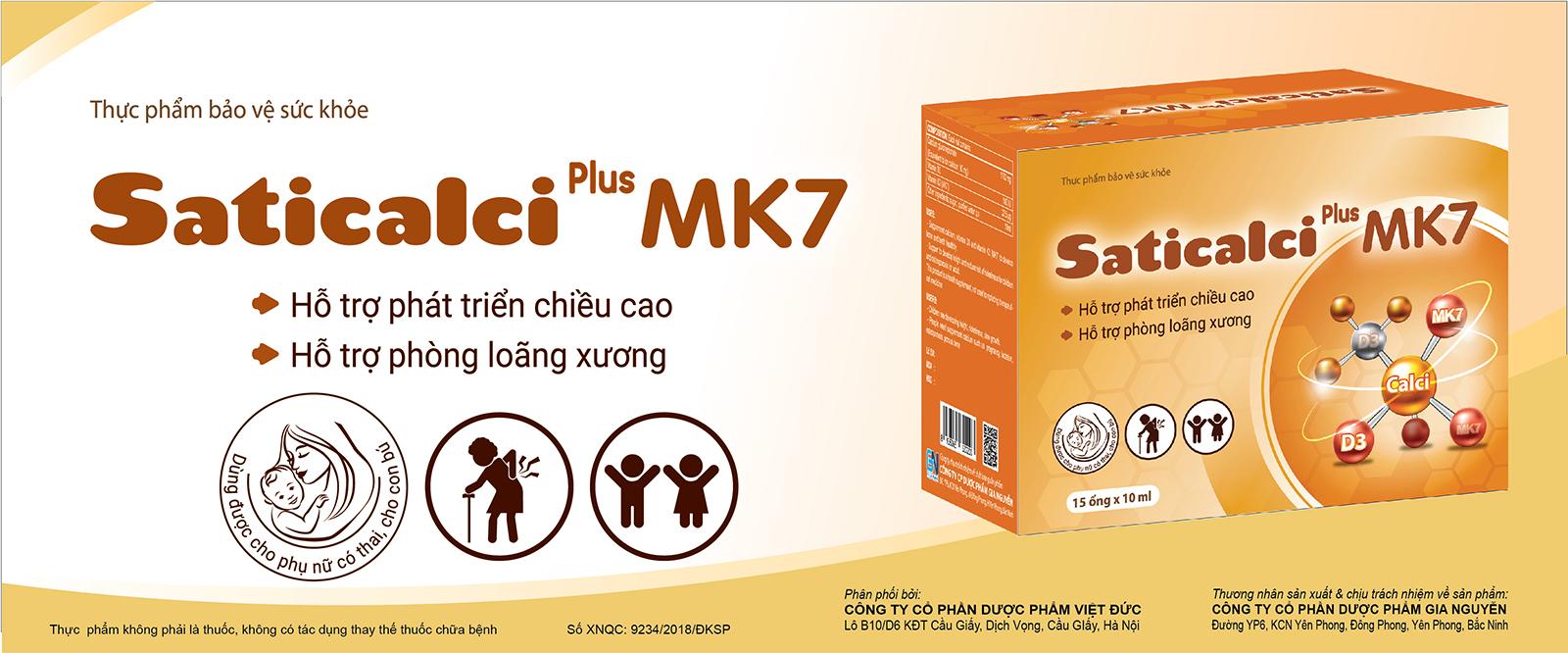 Saticalci Plus MK7