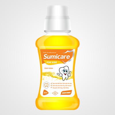 Nước súc miệng Sumicare for kids