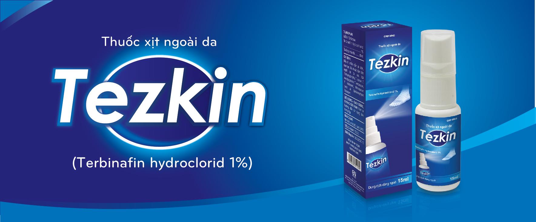 Thuocxit Tezkin