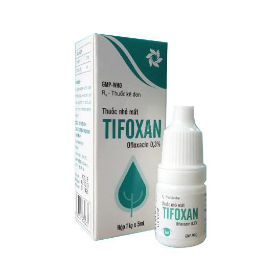 Thuốc Tifoxan