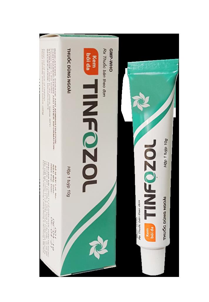 Thuốc Tinfozol