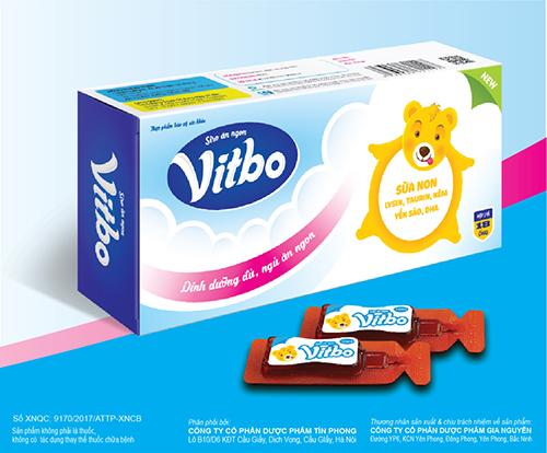 Siro ăn ngon Vitbo