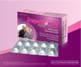Thực phẩm bảo vệ sức khỏe Japato new
