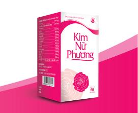 Thực phẩm bảo vệ sức khỏe Kim nữ phương