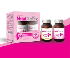 Thực phẩm bảo vệ sức khỏe Viên bổ sung NatalDiamond