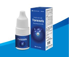 Thuốc nhỏ mắt Torexvis