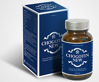 Thực phẩm chức năng Chogotin New