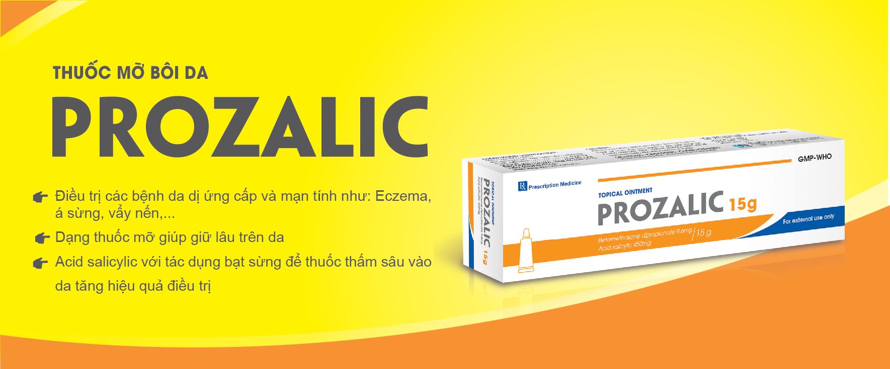 Prozalic