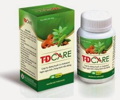 Thực phẩm bảo vệ sức khỏe TĐcare